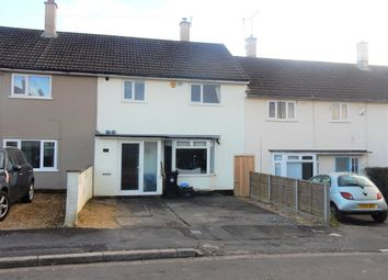 Thumbnail 3 bed terraced house for sale in Hungerford Walk, Brislington, Bristol