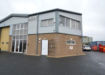 Thumbnail Warehouse to let in Unit 6, Holes Bay Business Park, Poole