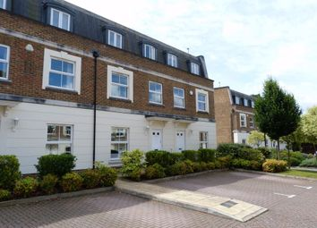 Thumbnail 4 bedroom terraced house to rent in Woodsome Lodge, Weybridge, Surrey