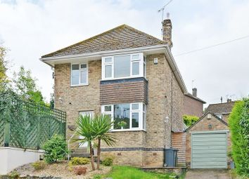 Thumbnail 3 bed detached house for sale in Twentywell Drive, Bradway, Sheffield
