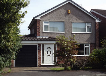 Thumbnail 3 bed detached house to rent in Ennerdale Drive, Aughton, Ormskirk