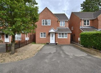 Thumbnail 4 bed detached house for sale in Sparrow Drive, Stevenage, Herts