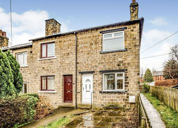 Thumbnail 2 bed terraced house to rent in Canby Grove, Huddersfield