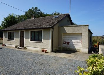 Thumbnail 1 bed detached bungalow for sale in Maesglas, Castlemorris, Haverfordwest, Pembrokeshire