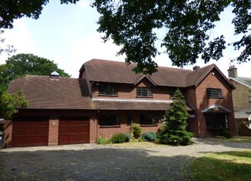 Thumbnail 6 bed detached house for sale in Stondon Road, Ongar, Essex