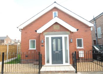 Thumbnail 1 bed mews house for sale in Dover Road, Latchford, Warrington