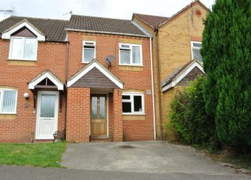 Thumbnail 2 bedroom town house to rent in Nailers Way, Belper