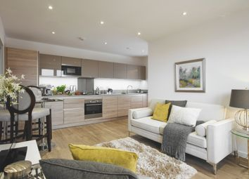 Thumbnail 3 bed terraced house for sale in London Town Houses At East City Point, Fife Road, London