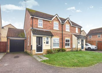Thumbnail 3 bedroom semi-detached house for sale in Albert Gardens, Church Langley, Harlow