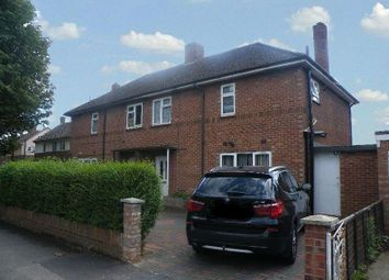 Thumbnail 3 bedroom semi-detached house for sale in Chestnut Avenue, Dogsthrope, Peterborough