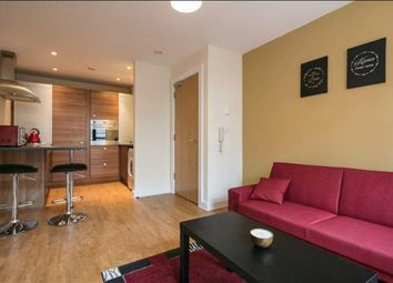Thumbnail 1 bed flat to rent in Quebec Buildings, Bury Street, Salford
