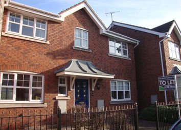 Thumbnail 3 bed end terrace house to rent in Cross Street, Stone