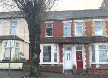 Thumbnail 3 bed terraced house for sale in Wyndham Street, Barry