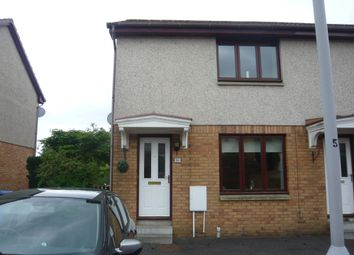 Thumbnail 2 bed semi-detached house to rent in Dunipace Crescent, Dunfermline