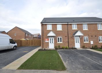 Thumbnail 3 bed end terrace house to rent in Tower Drive, Langley Country Park, Derby