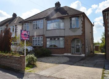 Thumbnail 4 bed semi-detached house for sale in Shepherds Hill, Harold Wood, Romford