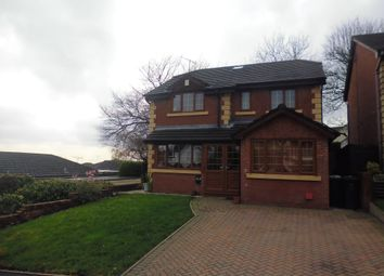 Thumbnail 5 bed detached house to rent in Hillstone Avenue, Shawclough