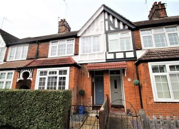 Thumbnail 3 bed terraced house for sale in Aynscombe Angle, Orpington, Kent