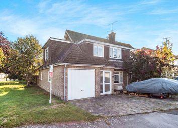 Thumbnail Semi-detached house for sale in Poulner Close, Felpham, Bognor Regis