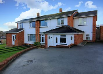 Thumbnail 4 bed semi-detached house for sale in Ridgeway Gardens, Ottery St. Mary