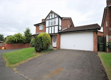 Thumbnail 4 bed detached house for sale in Fourfields Way, Coventry