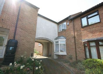 Thumbnail 4 bed terraced house to rent in Donellan Green, Southfields, Northampton