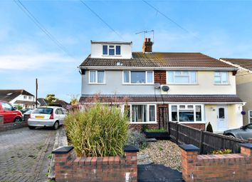 Thumbnail 4 bed semi-detached house for sale in Saxon Road, Hawley, Kent