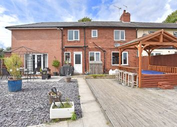 Thumbnail 4 bed end terrace house for sale in St. Andrews Parade, Harrogate