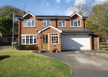 Thumbnail 5 bed detached house for sale in Nichols Close, Solihull