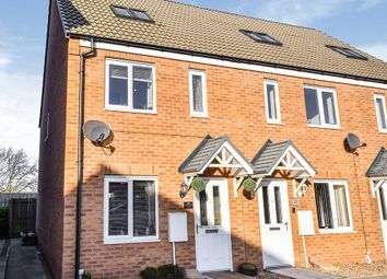 3 bed terraced house for sale in Ferrous Way, North Hykeham, Lincoln, Lincolnshire LN6