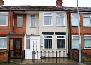 3 bed terraced house to rent in Rensburg Street, Hull, East Yorkshire HU9