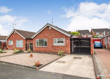 Thumbnail 1 bed detached bungalow for sale in Burleigh Crescent, Swanwick, Alfreton