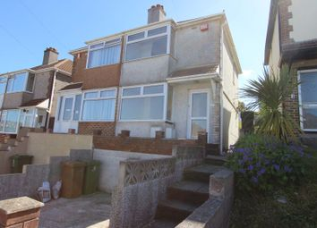 Thumbnail 2 bed semi-detached house to rent in Ferrers Road, St Budeaux, Plymouth