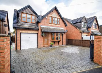 Thumbnail 4 bed detached house for sale in Nell Gap Lane, Middlestown, Wakefield