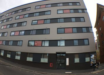 Thumbnail 1 bed flat for sale in Honduras Wharf, Summer Lane, Birmingham City Centre, West Midlands