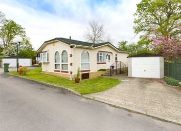 Thumbnail 2 bedroom bungalow for sale in Sleepy Hollow, Forest Lane, Tadley, Hampshire