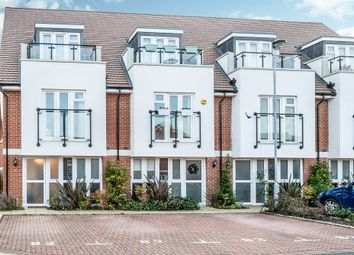 Thumbnail 3 bedroom town house for sale in Kensal Green Drive, Maidenhead