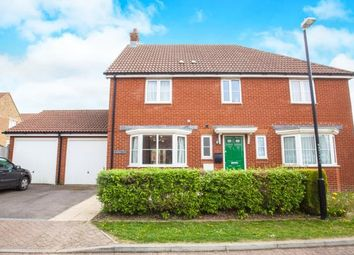 Thumbnail 3 bedroom semi-detached house for sale in Antelope Close, Whitfield, Dover, Kent