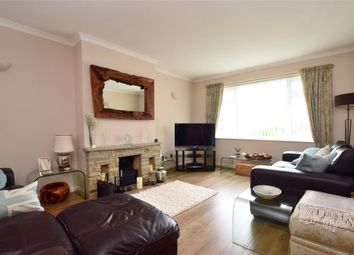 Thumbnail 3 bedroom detached bungalow for sale in Westfield Avenue North, Saltdean, East Sussex