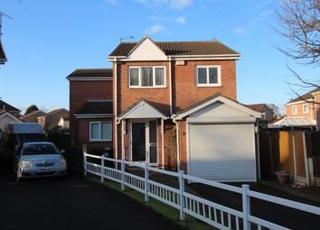 Thumbnail 3 bed detached house to rent in Buttercross Close, Skellow, Doncaster