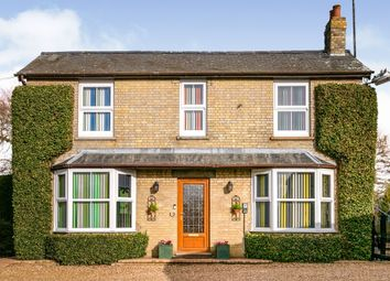 Thumbnail 3 bed detached house for sale in Puddock Road, Warboys, Huntingdon