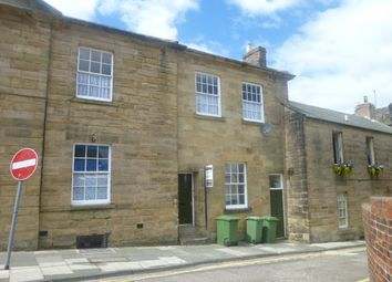 Thumbnail 1 bed flat to rent in St. Michaels Lane, Alnwick