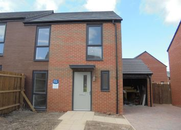 Thumbnail 3 bed semi-detached house for sale in Matlock Avenue, Dawley, Telford