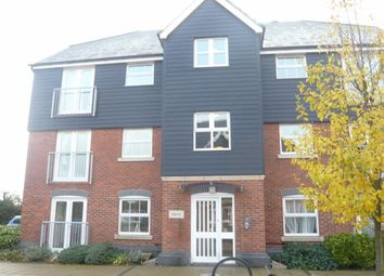 Thumbnail 2 bed flat to rent in Long Meadow Drive, Hinckley