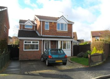 Thumbnail 3 bed detached house for sale in Maysfield Court, Hibaldstow, Brigg