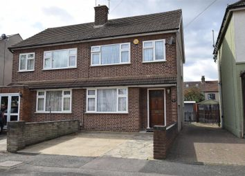 3 bed semi-detached house for sale in Kings Avenue, Chadwell Heath, Romford RM6