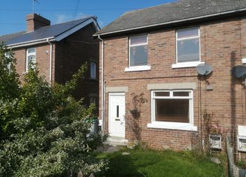 Thumbnail 3 bed semi-detached house for sale in 48 Finings Avenue, Langley Park, Durham, County Durham