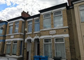 4 bed terraced house for sale in Hardy Street, Kingston Upon Hull HU5