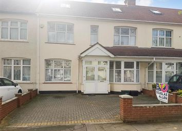 Thumbnail 5 bedroom terraced house for sale in Ethelbert Gardens, Gants Hill, Ilford, Essex