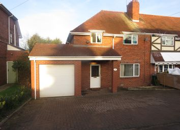 Thumbnail 3 bed semi-detached house for sale in Tolley Road, Kidderminster